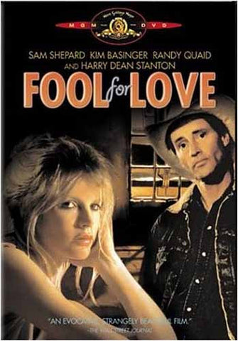 Fool for Love DVD Movie