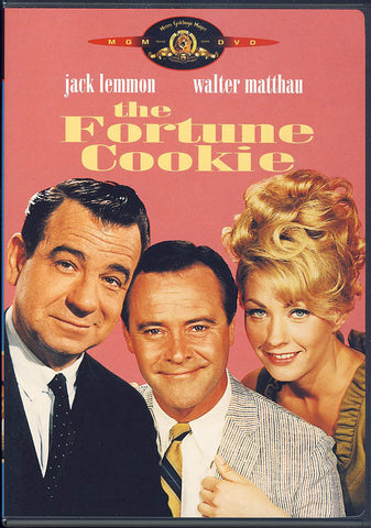 The Fortune Cookie (Jack Lemmon) DVD Movie