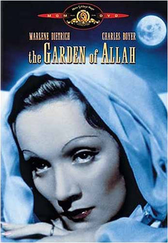 The Garden of Allah DVD Movie