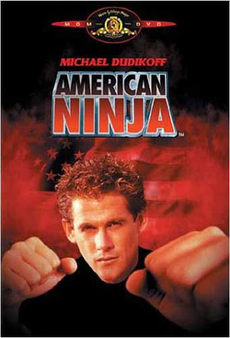 American Ninja (MGM) DVD Movie