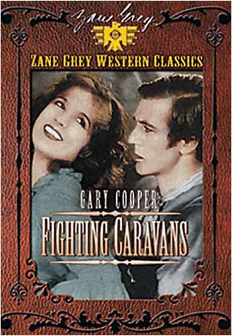 Zane Grey Western Classics - Fighting Caravans DVD Movie