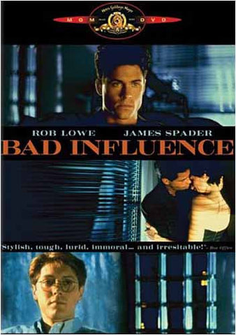 Bad Influence DVD Movie