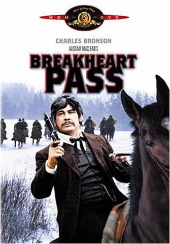 Breakheart Pass (MGM) DVD Movie