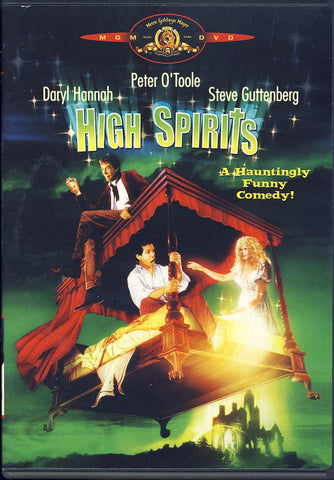 High Spirits DVD Movie