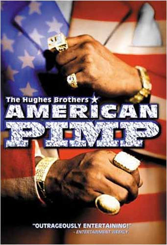 American Pimp - The Hughes Brothers (MGM) DVD Movie