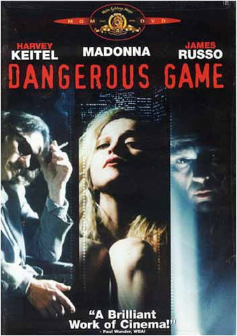 Dangerous Game DVD Movie
