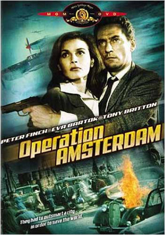 Operation Amsterdam DVD Movie