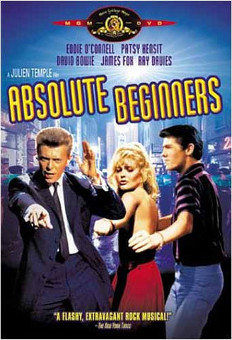 Absolute Beginners (MGM) DVD Movie