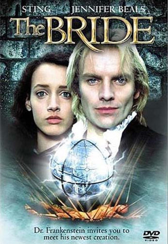 The Bride DVD Movie