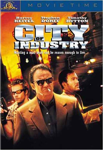 City Of Industry DVD Movie