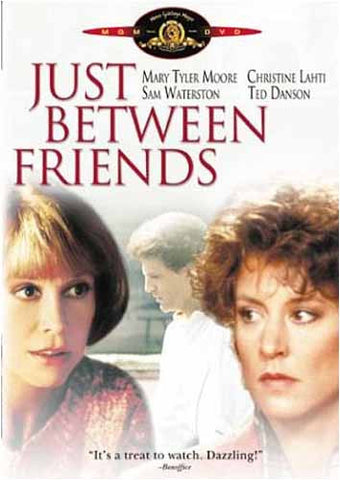 Just Between Friends DVD Movie
