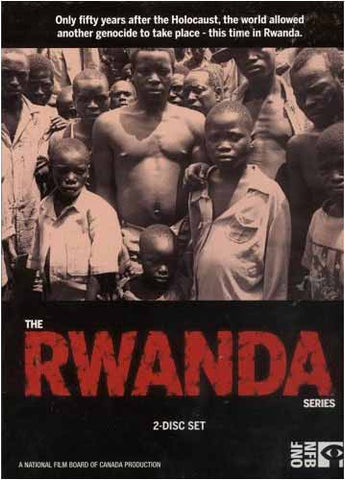 The Rwanda Series DVD Movie