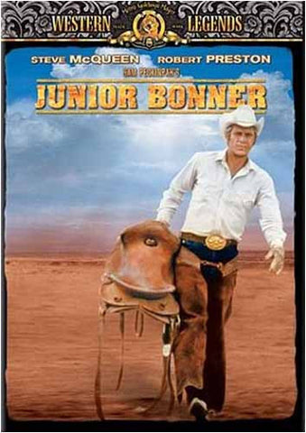 Junior Bonner (1972) DVD Movie