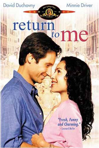 Return to Me (MGM) DVD Movie