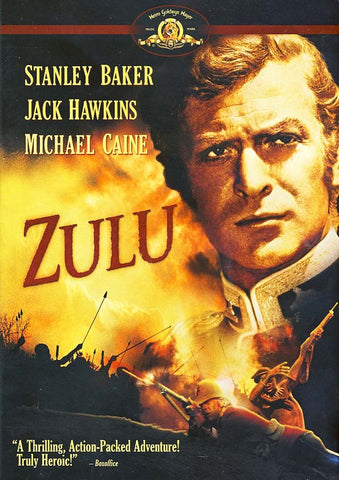 Zulu DVD Movie