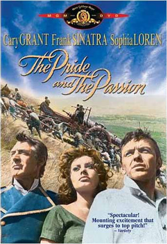 The Pride and The Passion (MGM) DVD Movie