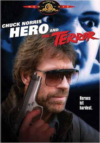 Hero and The Terror DVD Movie