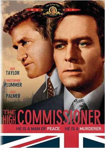 The High Commissioner DVD Movie