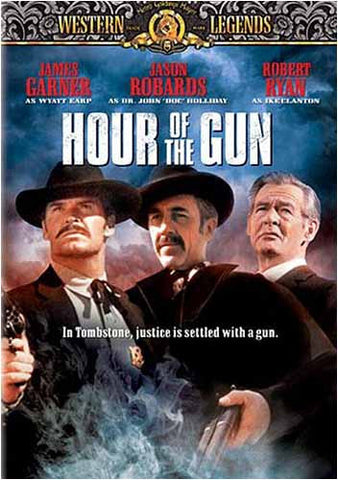 Hour of the Gun (MGM) DVD Movie