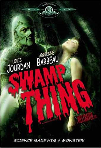 Swamp Thing (MGM) DVD Movie