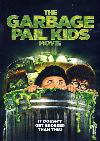 The Garbage Pail Kids Movie DVD Movie