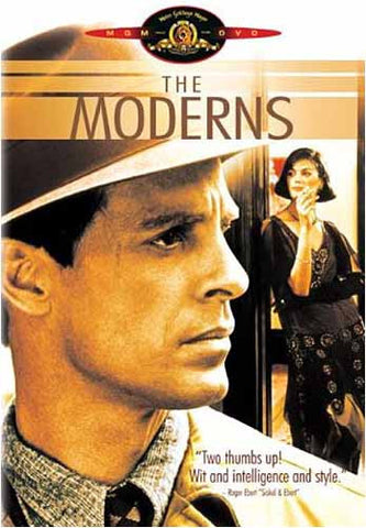 The Moderns DVD Movie
