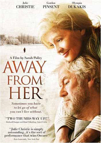 Away From Her DVD Movie