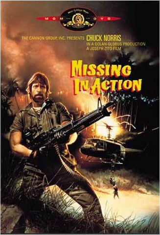 Missing in Action DVD Movie