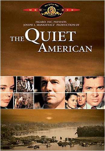 The Quiet American (Joseph L. Mankiewicz) DVD Movie