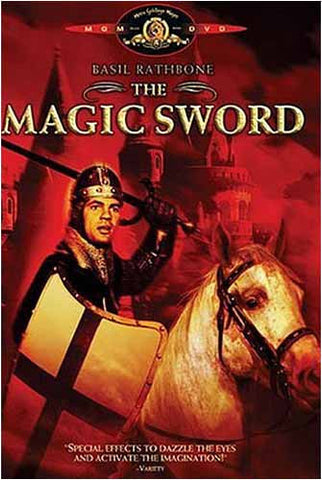 The Magic Sword DVD Movie