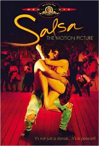 Salsa - The Motion Picture DVD Movie