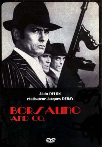 Borsalino and Co. (French Only) DVD Movie