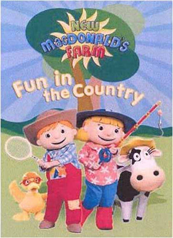 New MacDonald's Farm - Fun in the Country DVD Movie
