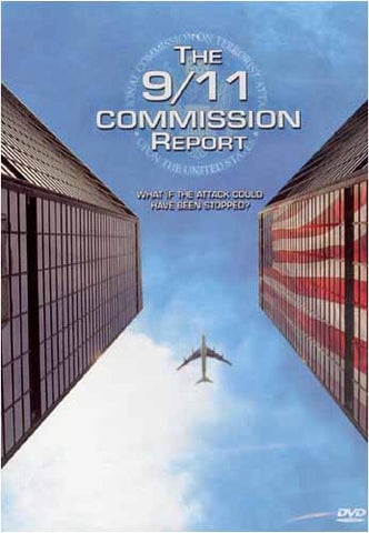 The 9/11 Commission Report DVD Movie