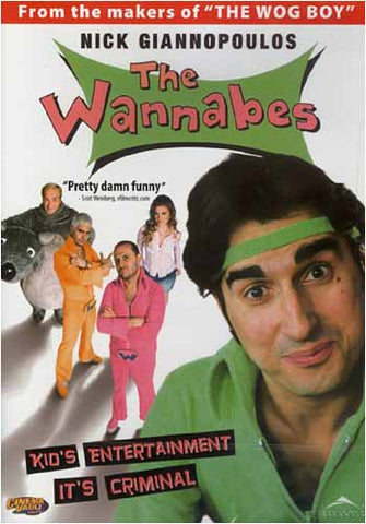 The Wannabes (Nick Giannopoulos) DVD Movie