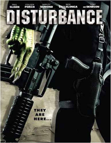 Disturbance DVD Movie