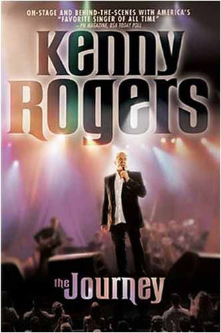Kenny Rogers - The Journey DVD Movie