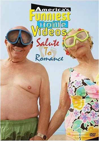 America s Funniest Home Videos - Salute to Romance (USED) DVD Movie