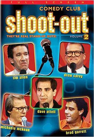 Comedy Club Shoot-Out -Vol. 2 (Full Screen) DVD Movie