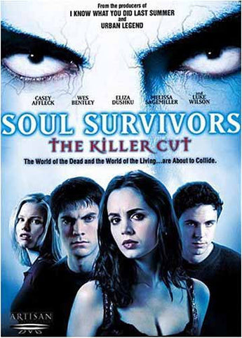 Soul Survivors The Killer Cut DVD Movie