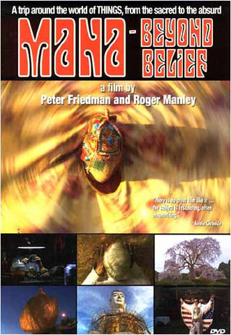 Mana - Beyond Belief DVD Movie