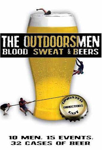 The Outdoorsmen - Blood, Sweat and Beers (Unrated Directors Cut) DVD Movie