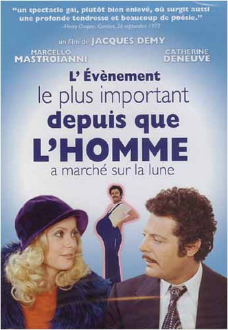 Evenement le Plus Important depuis que L Homme a Marche sur la Lune, L(Bilingual) DVD Movie