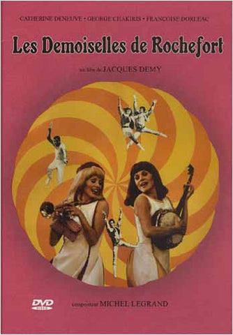 Les Demoiselles de Rochefort DVD Movie
