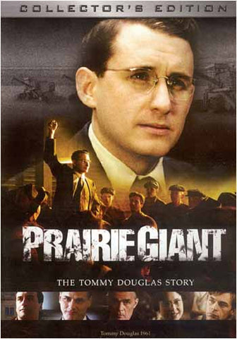 Prairie Giant (Collector's Edition) DVD Movie
