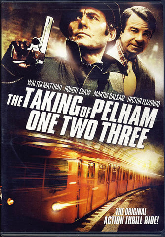 The Taking of Pelham One Two Three (MGM) DVD Movie