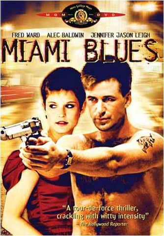 Miami Blues DVD Movie