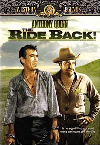 The Ride Back! DVD Movie