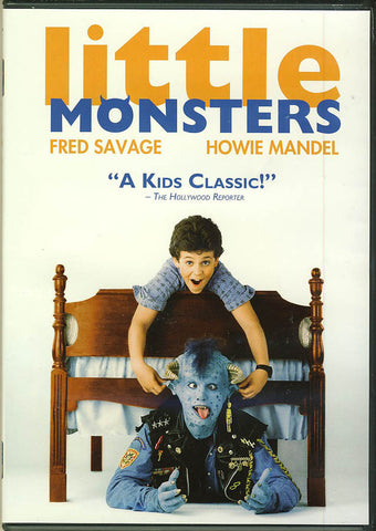 Little Monsters (Full Screen) DVD Movie