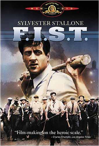 F.I.S.T. (MGM) DVD Movie